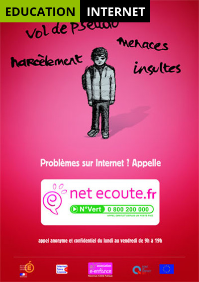 Lien Dangers d'internet